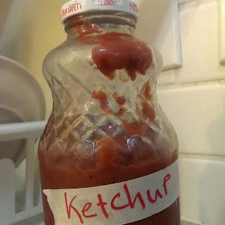 My Homemade Ketchup