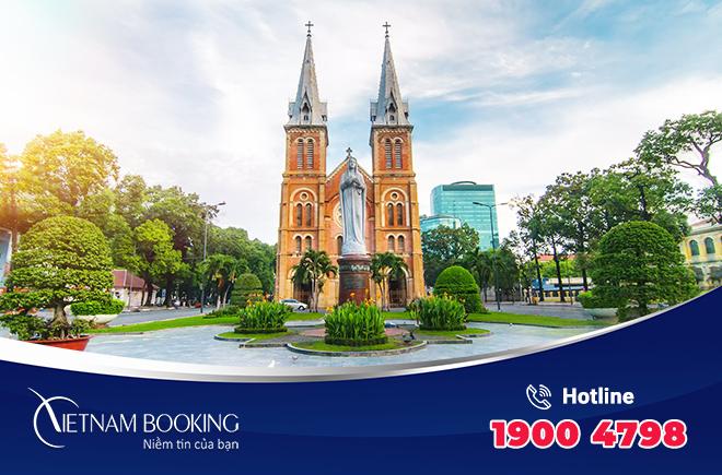 Giá vé máy bay đi Sài Gòn rẻ hơn một ly trà sữa - Ảnh 2