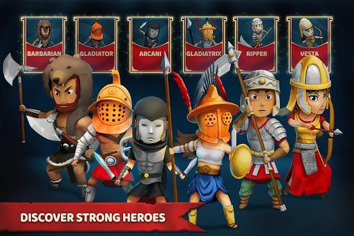 Grow Empire: Rome  screenshots 4