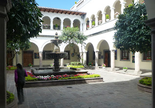 Photo: Another courtyard