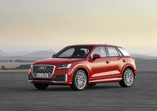 The Audi Q2. Picture: NEWSPRESS
