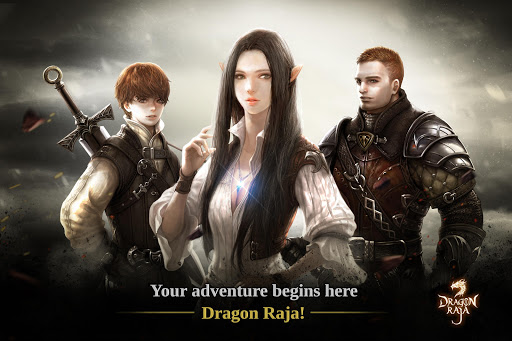 Dragon Raja Mobile  captures d'u00e9cran 1