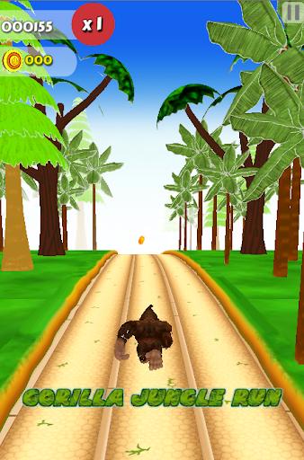 Subway Gorilla Run