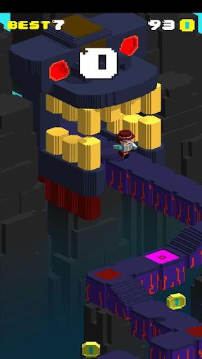 Pixel parkour-A test of reflexes 1.0.0 screenshots 3