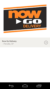 Now Go Delivery - náhled