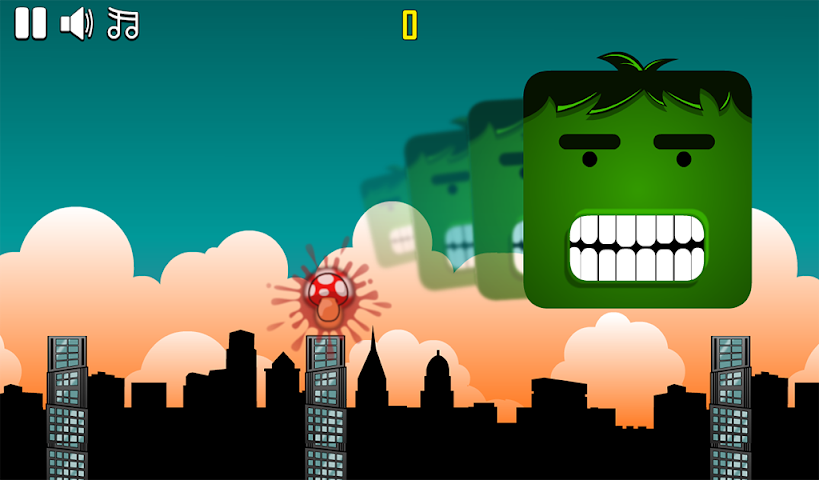 android Super Jumping Heroes Screenshot 0