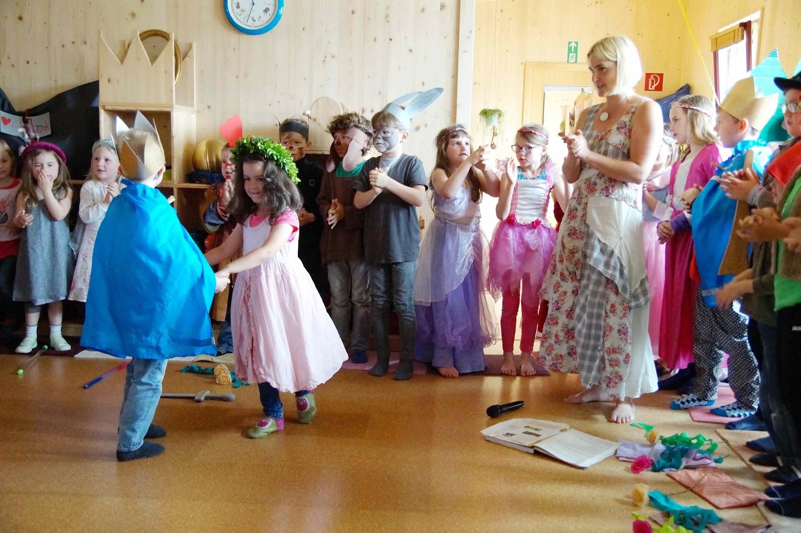 Kindergartenfest 2016