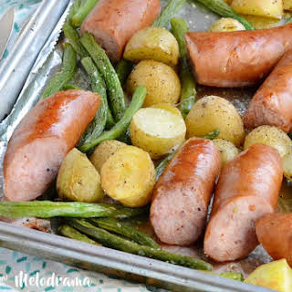 Smoked Sausage Dinner Recipes.