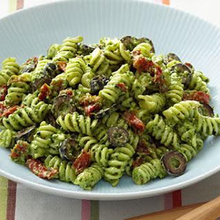 Black Olive Pesto Pasta Recipes.