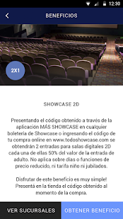 Más Showcase- screenshot thumbnail