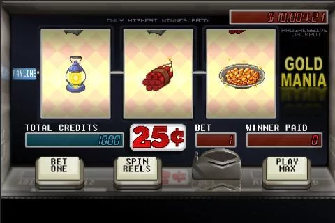 Slot Machine - Slot Gold Mania - screenshot
