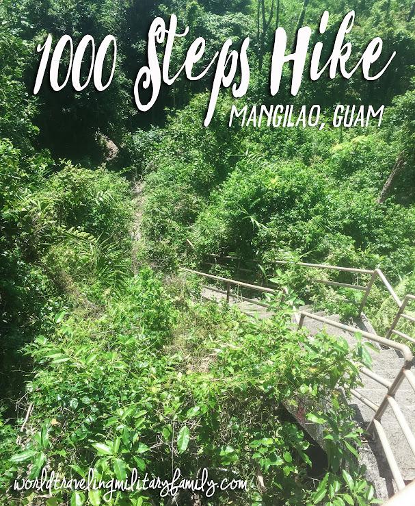 1000 Steps Hike - Mangilao, Guam