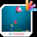 Lotus flower Xperia theme icon