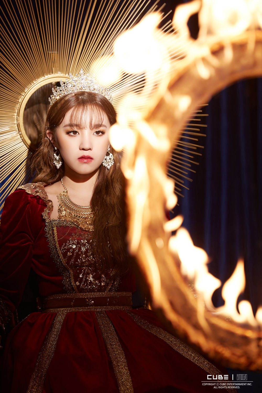 yuqi crown 2