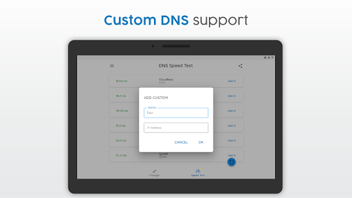 DNS Changer | Mobile Data & WiFi | IPv4 & IPv6 screenshot 18