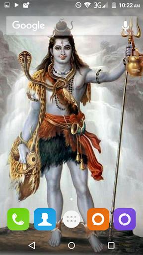 Lord Shiva Hd Wallpaper  screenshots 2