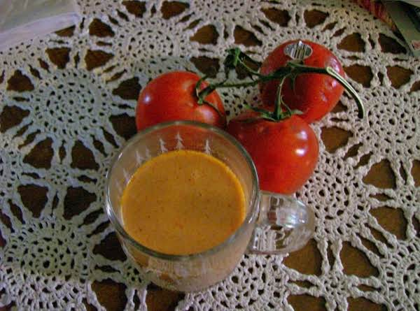 Cream Of Tomato Soup For 1, By Freda
