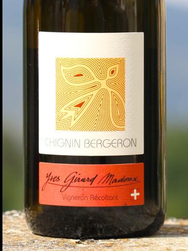 Chignin Bergeron - Roussanne - Savoie wine - Vignoble de la Pierre