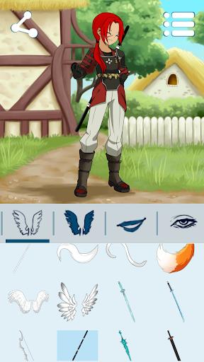 Avatar Maker: Anime Boys 2.5.3.1 screenshots 5