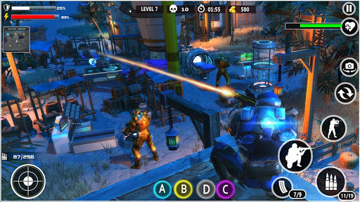 Robot Battle: Survival Against Mech Warrior Storm for PC