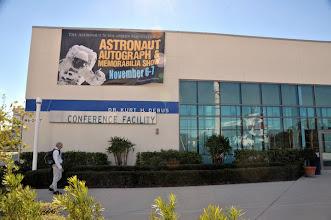 Photo: Astronaut Scholarship Foundation event at KSC