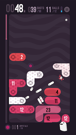 holedown screenshot for Android