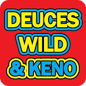 Deuces Wild Poker and Keno