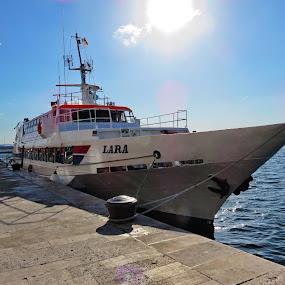 Lara - šibenik,Croatia by Andjela Miljan - Transportation Boats (  )