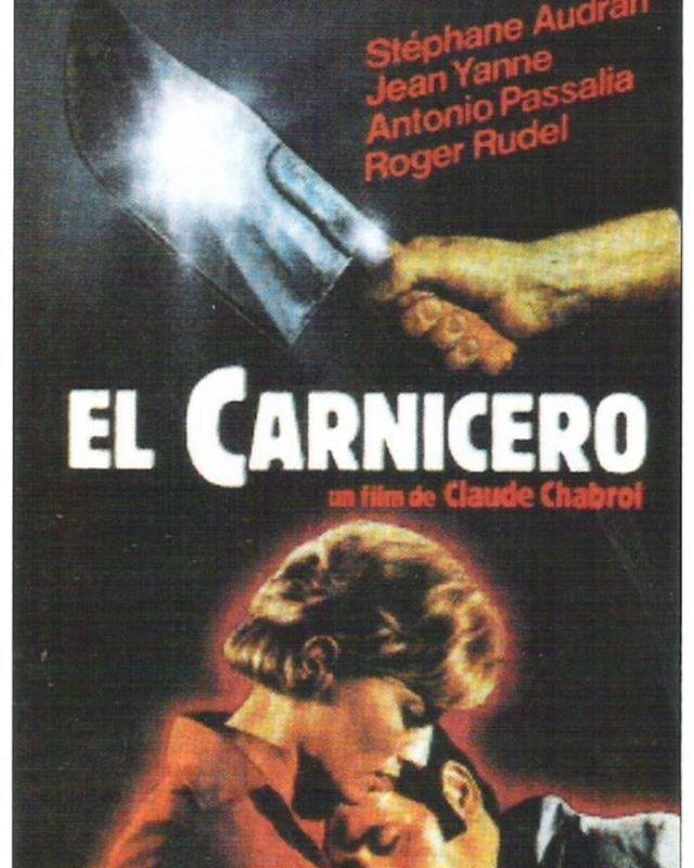 El carnicero (1970, Claude Chabrol)