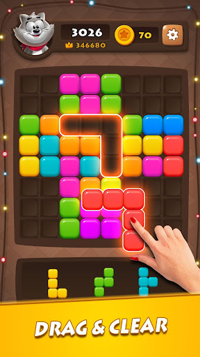 Puzzle Master - Sweet Block Puzzle 1.4.3 screenshots 1