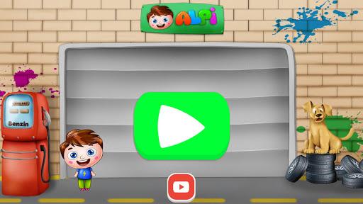 Alpi - Car Washing Games  screenshots 4