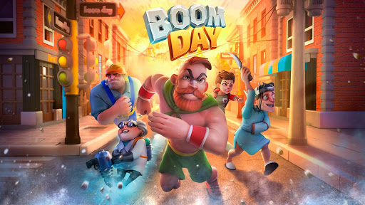 Boom Day: Card Battle for PC