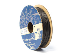 Proto-Pasta Carbon Fiber Black HTPLA Filament - 1.75mm (0.5kg)