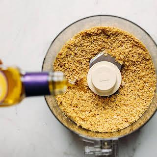 5-Ingredient Vegan Parmesan Cheese.