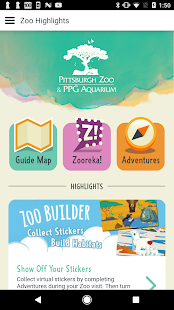 Pittsburgh Zoo & PPG Aquarium- screenshot thumbnail