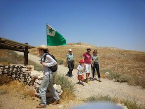 Photo: Tali portas la verdan standardon