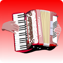 Learn to play the accordion icon