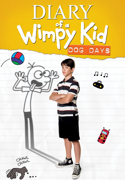 Diary Of A Wimpy Dog Days Kid Full Movie