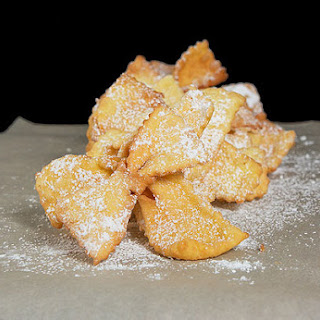 Venetian Fried Pastries – Chiacchiere – Crostoli