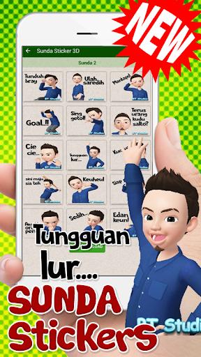download stiker wa lucu sunda
