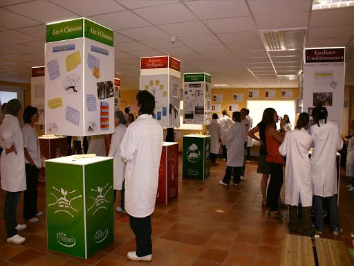 Scénarisation pédagogique - Scénographie pédagogique - mise en scène des messages stratégiques pour l'Occitane en Provence - En partenariat avec Séménia