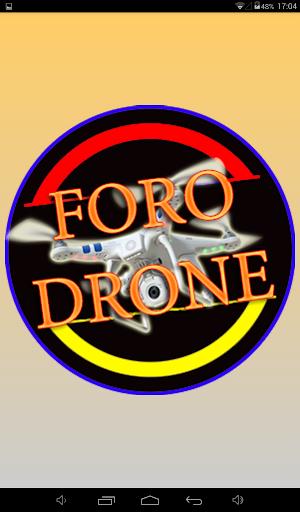 FORO DRONE ESPAÑA