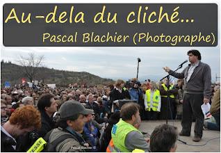 Photo: 26/02/11 Photos & textes...Reportage Villeneuve de berg. http://pascalblachier.blogspot.com/2011/02/villeneuve-de-berg-manifestation-du-26.html