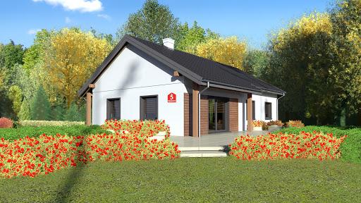 projekt Dom przy Bukowej 5