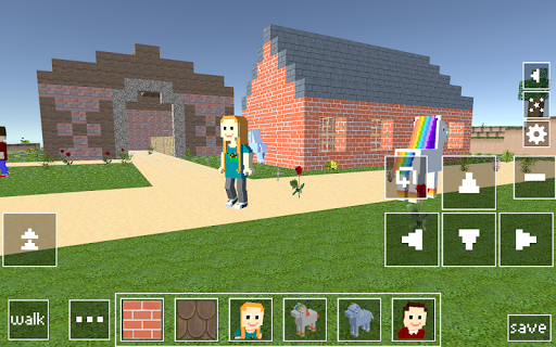 My Craft Horse Stables apkpoly screenshots 5