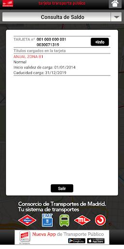 CRTM - Tarjeta TP 1.8 screenshots 4