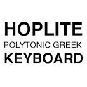 Hoplite Polytonic Greek Keyboard icon