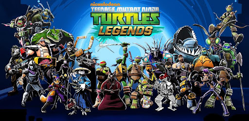 Ninja Turtles Legends Apps On Google Play