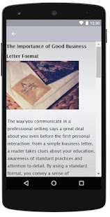 How to Write a Letter - náhled