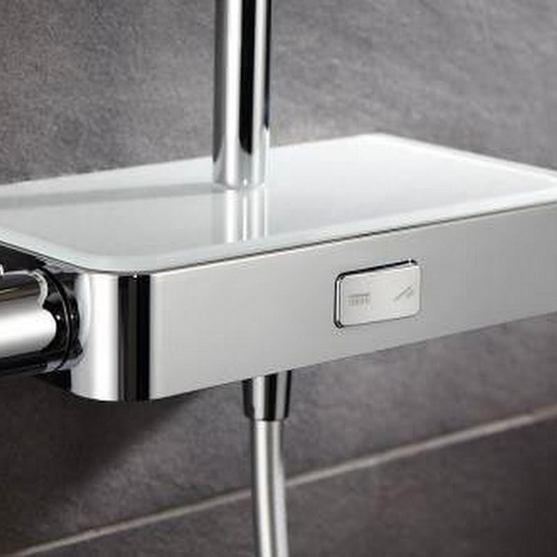 Extra Duschkomfort – mit neuer Armaturentechnik von HSK